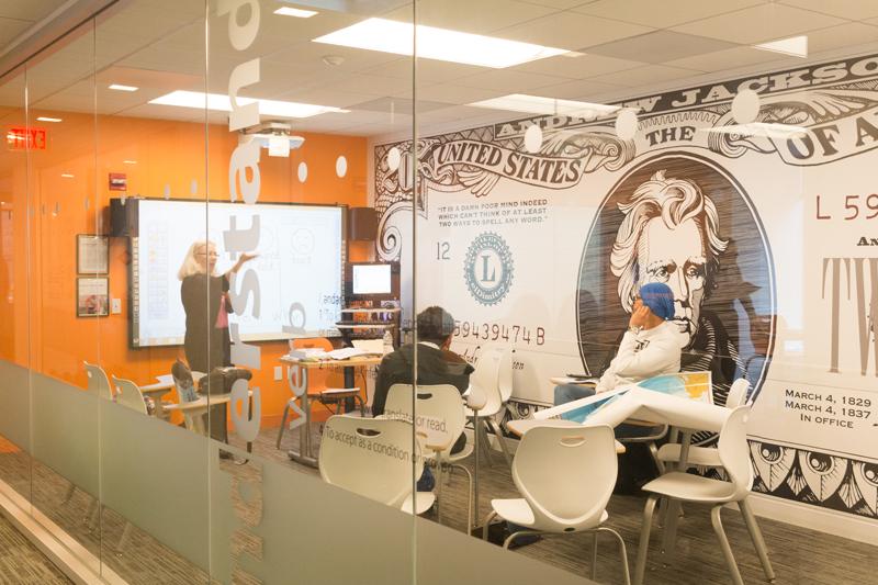 Learn English in Washington – Washington English School – EC Washington