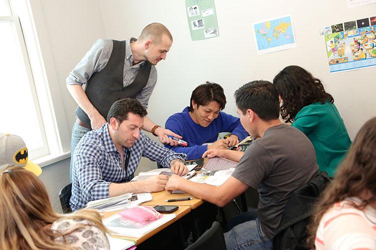 IELTS-Classroom