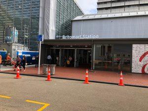 ブリトマート駅