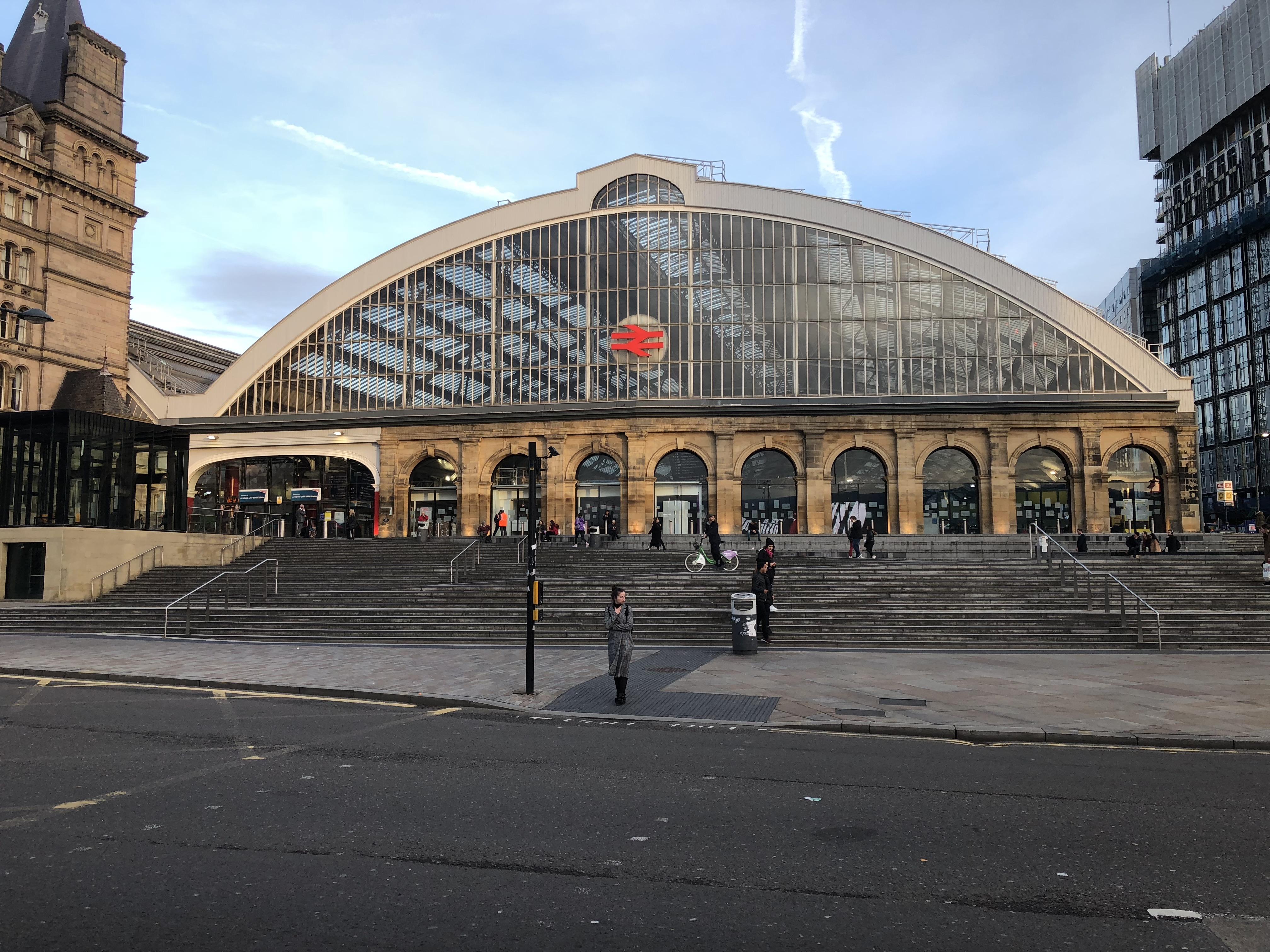リバプールライムストリート駅