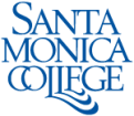 サンタモニカカレッジロゴ