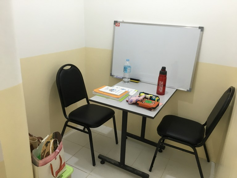 New building class room2