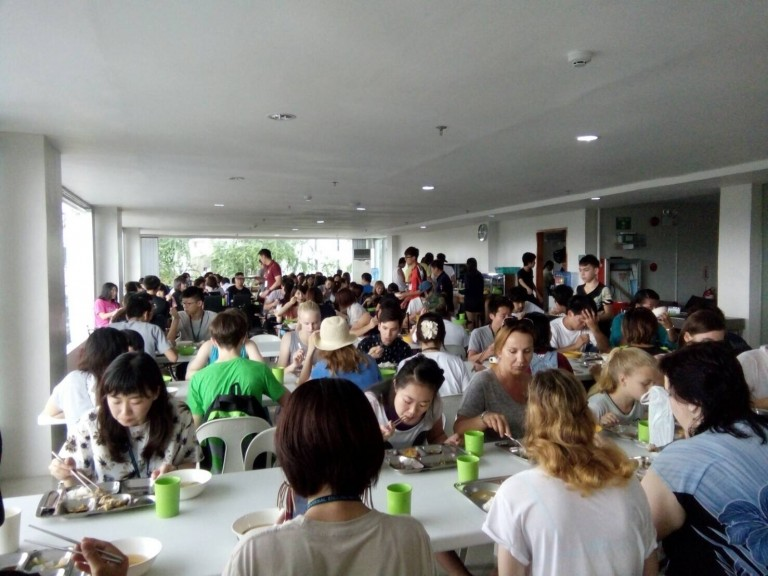 New cafeteria2