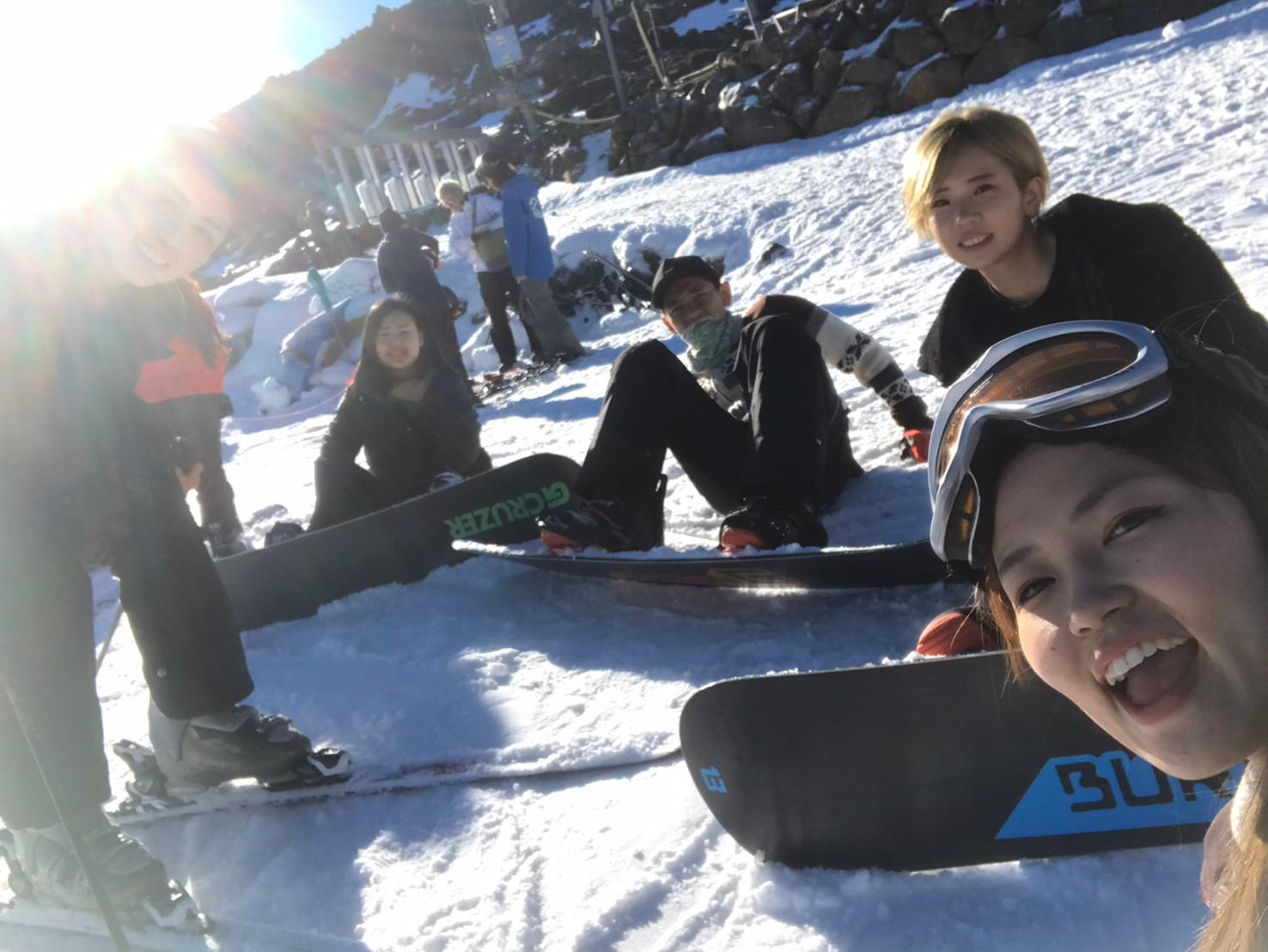 トンラリロ スキー場