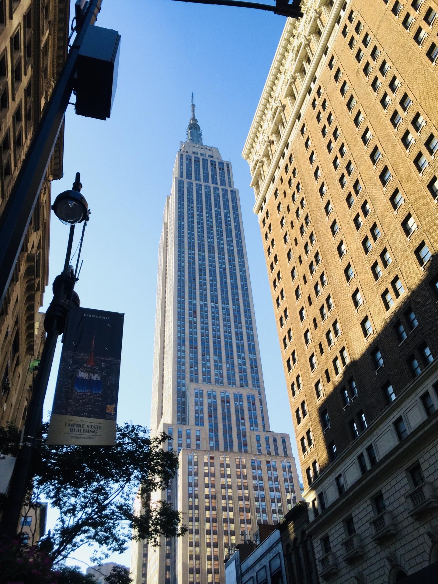 ニューヨーク街並み10