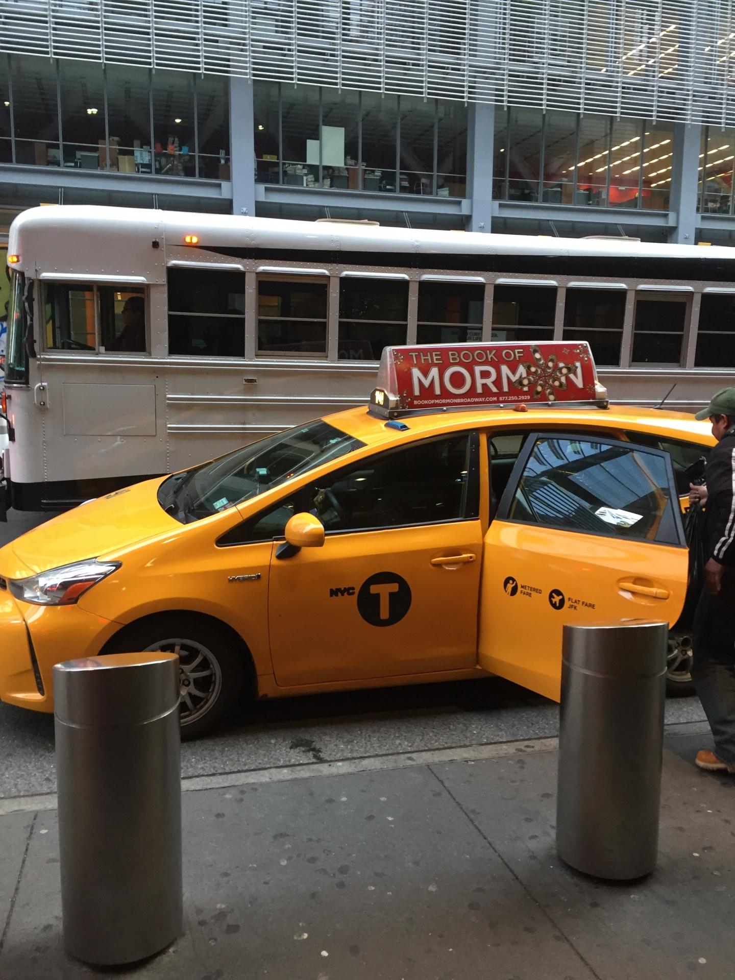 ニューヨーク街並み1