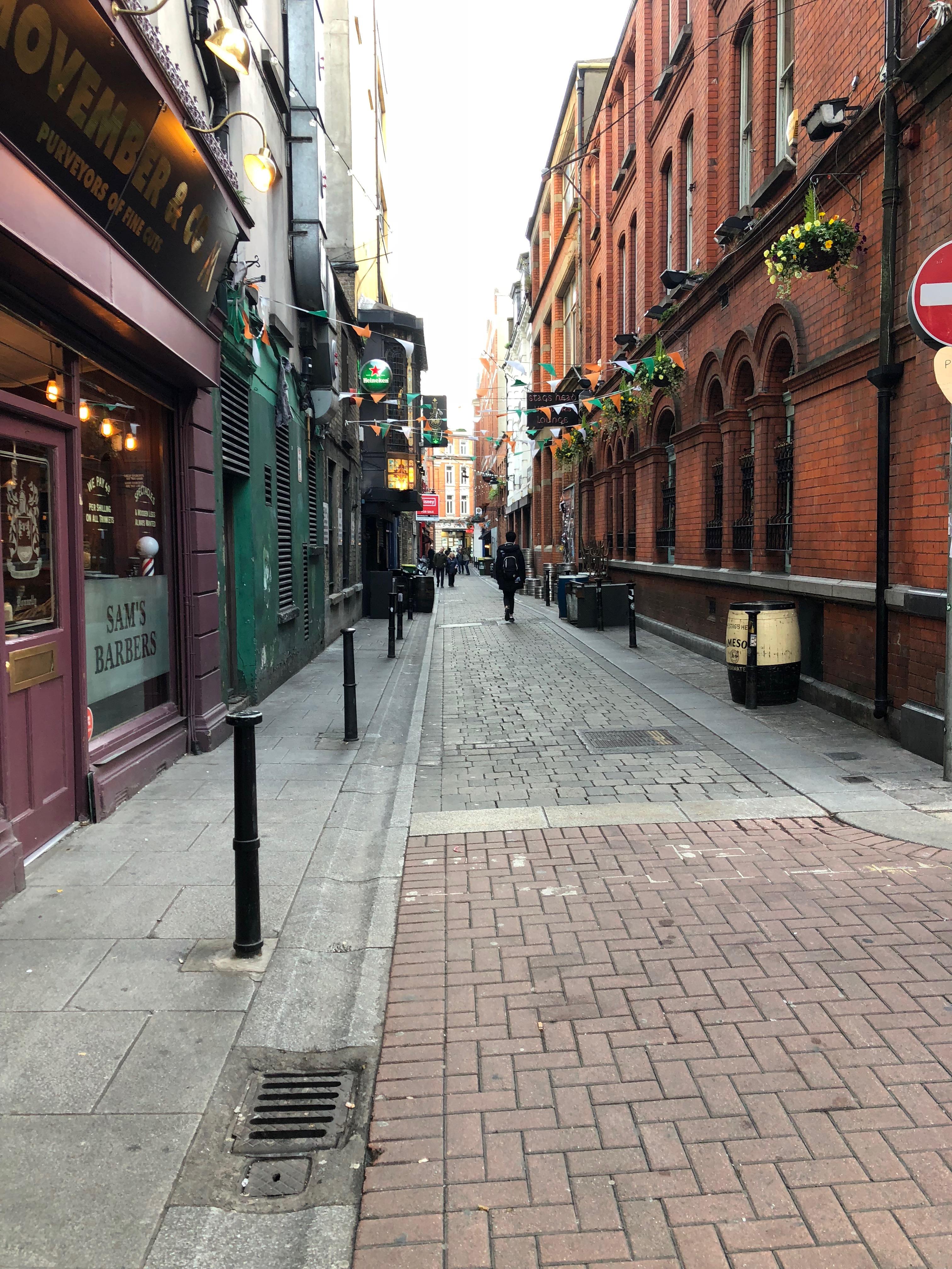 アイルランド街並み11