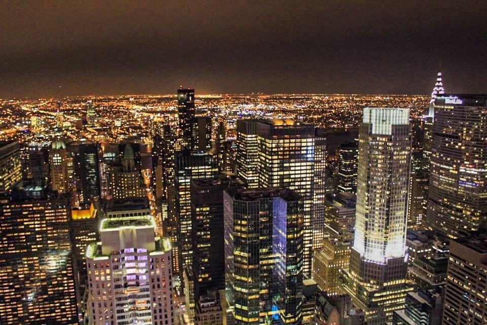 ニューヨーク街並み9