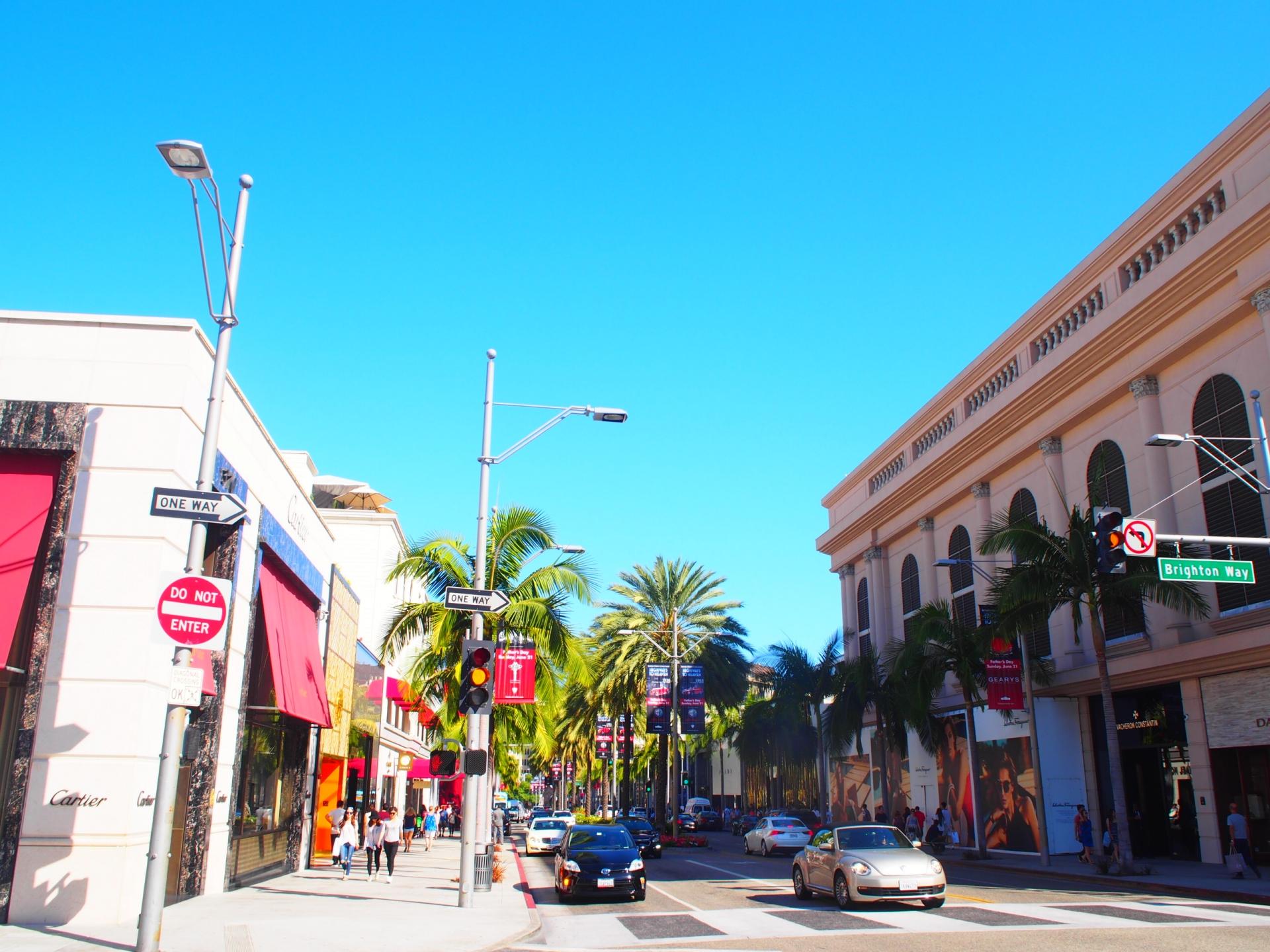ロサンゼルス風景1
