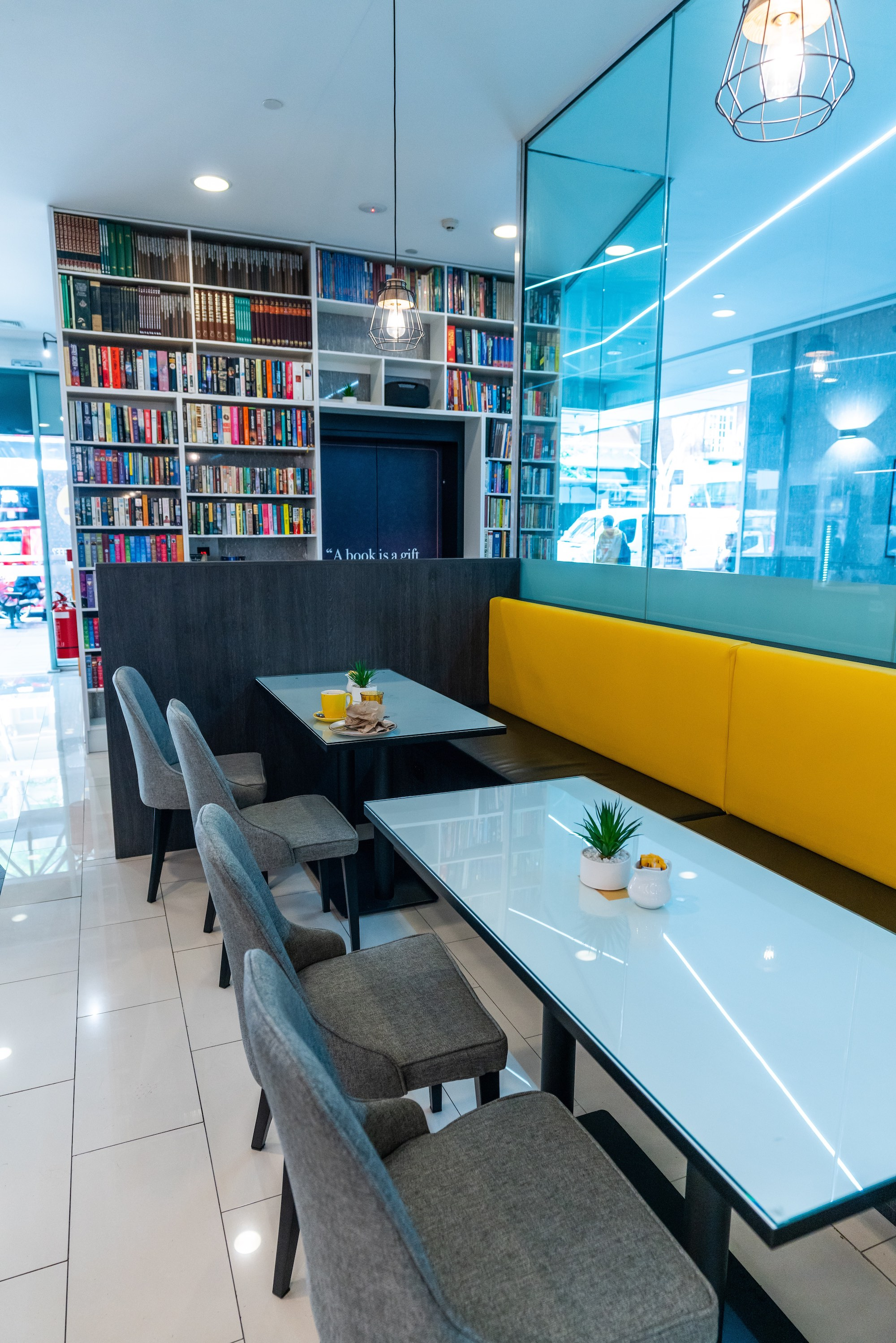 IHブリスベン カフェスペース