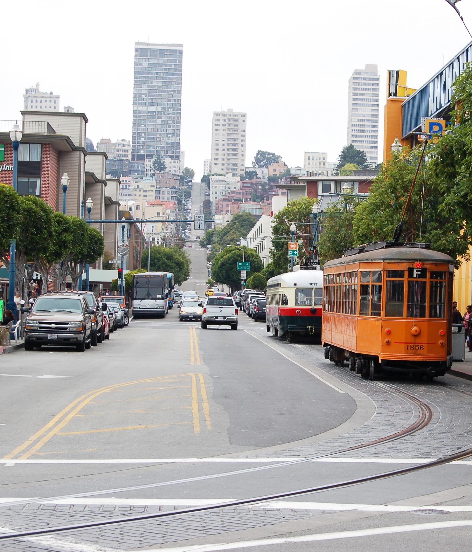 サンフランシスコ風景12