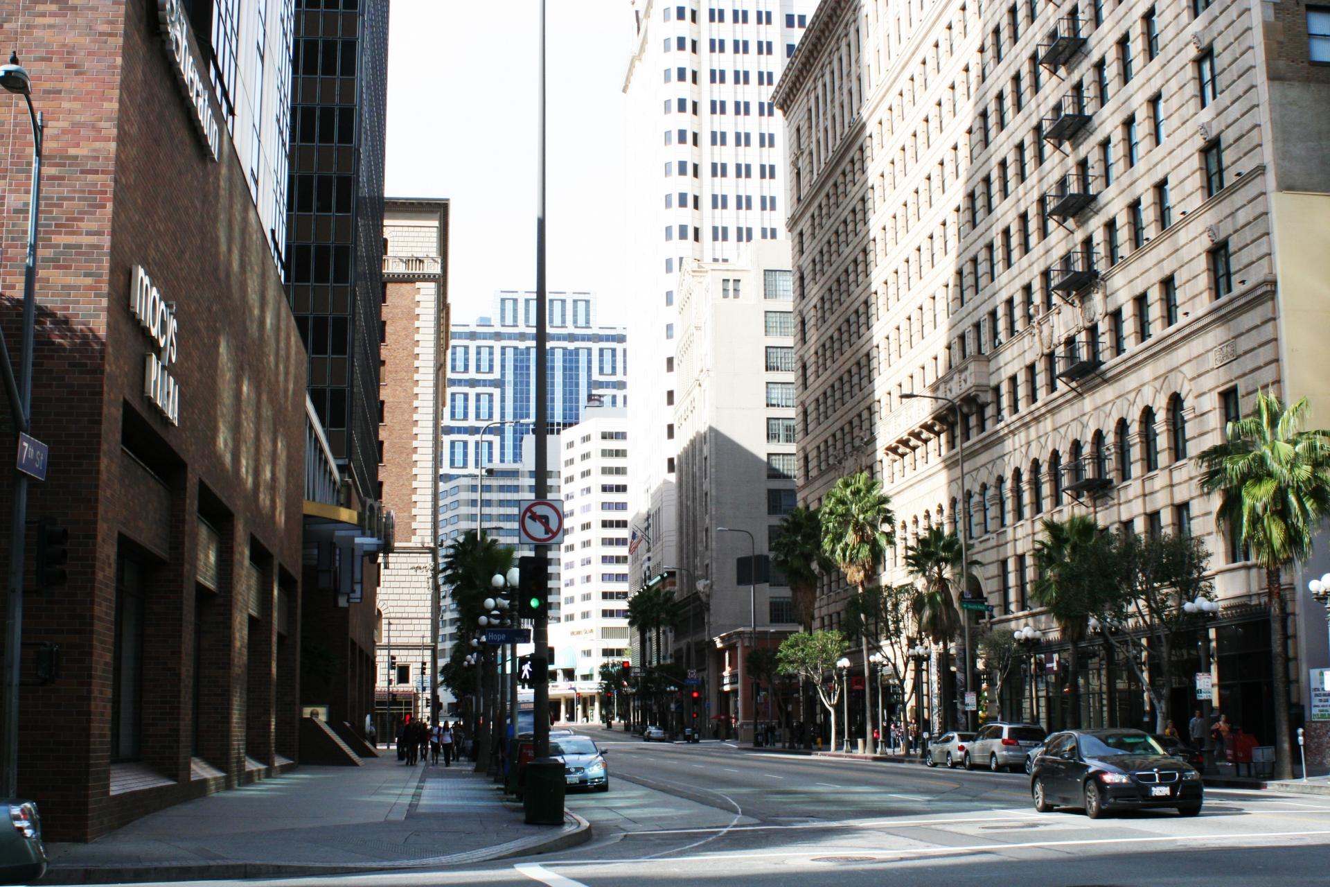 ロサンゼルス風景4