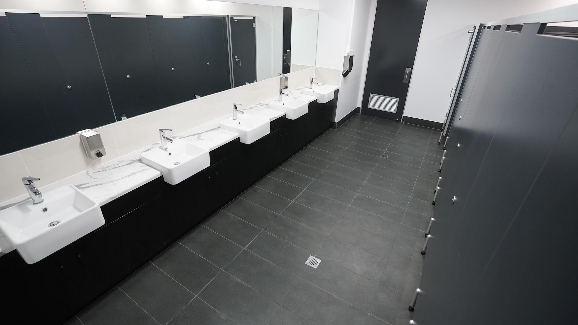 IHブリスベン トイレ