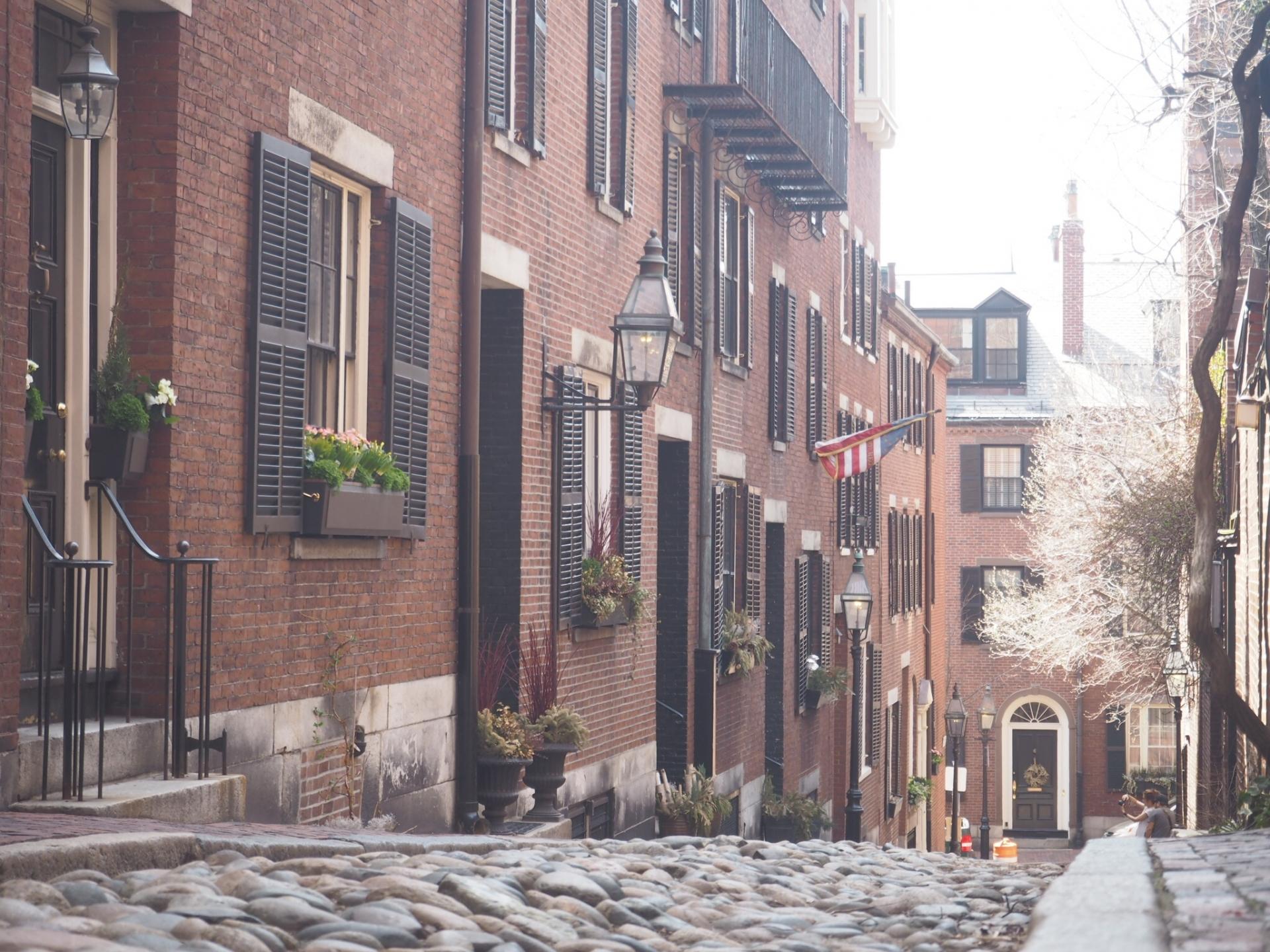 ボストン風景14