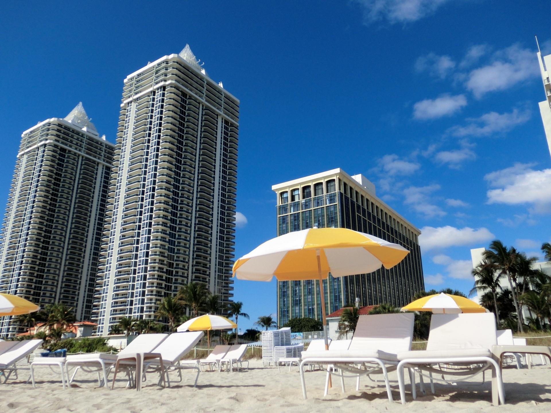 マイアミ風景1