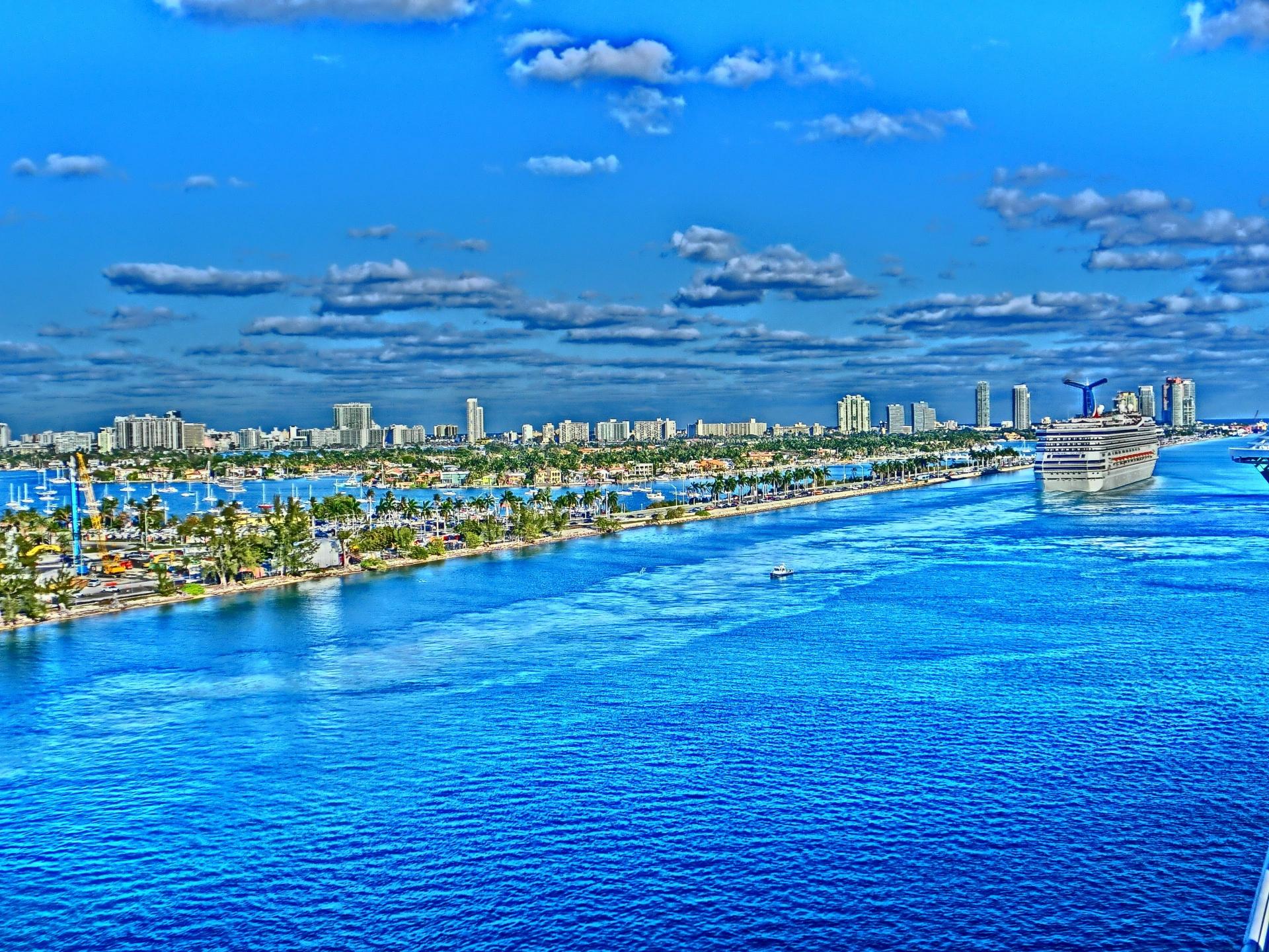 マイアミ風景4