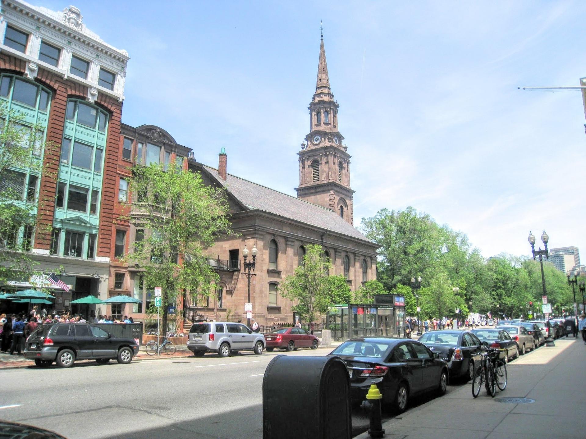 ボストン風景4