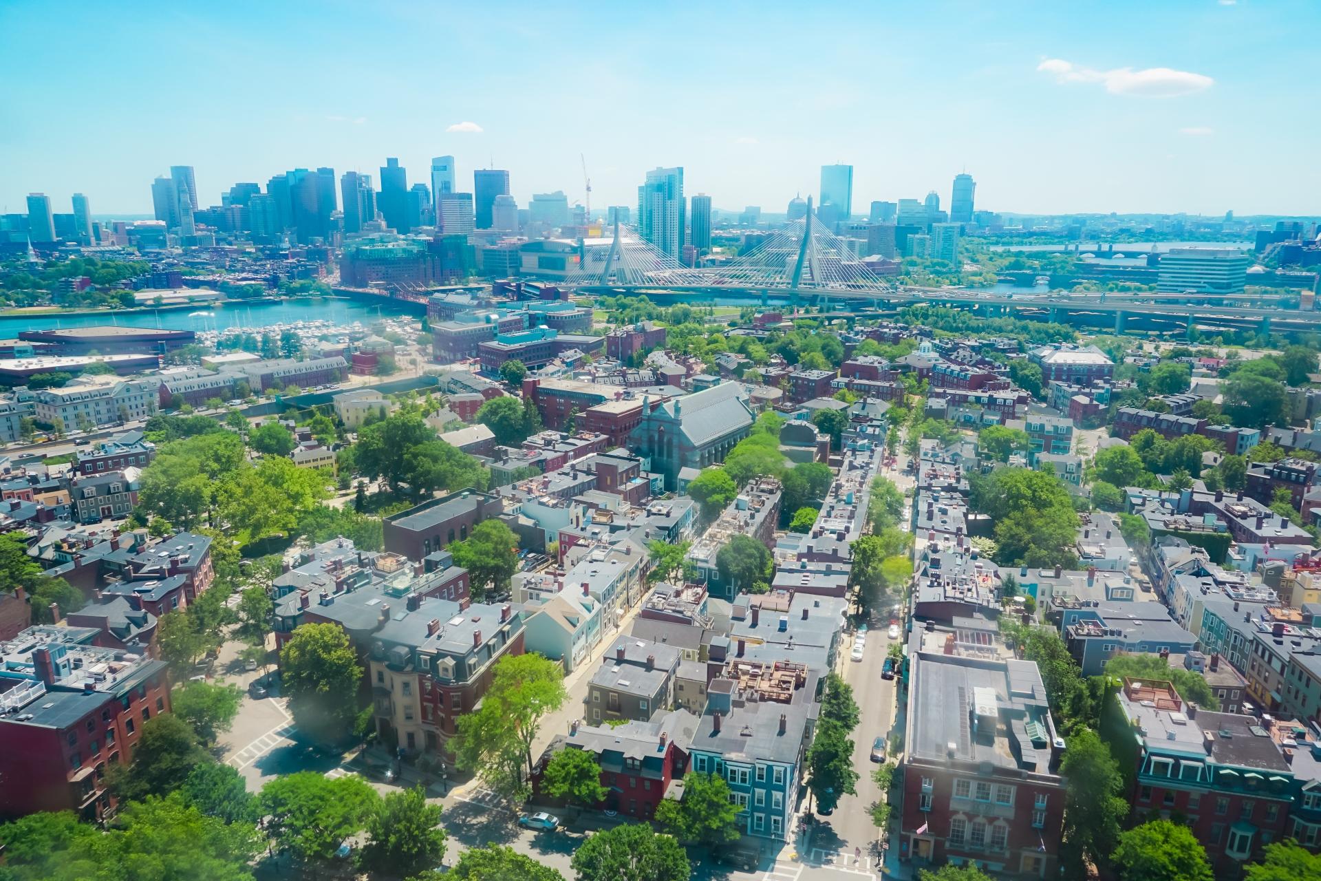 ボストン風景12