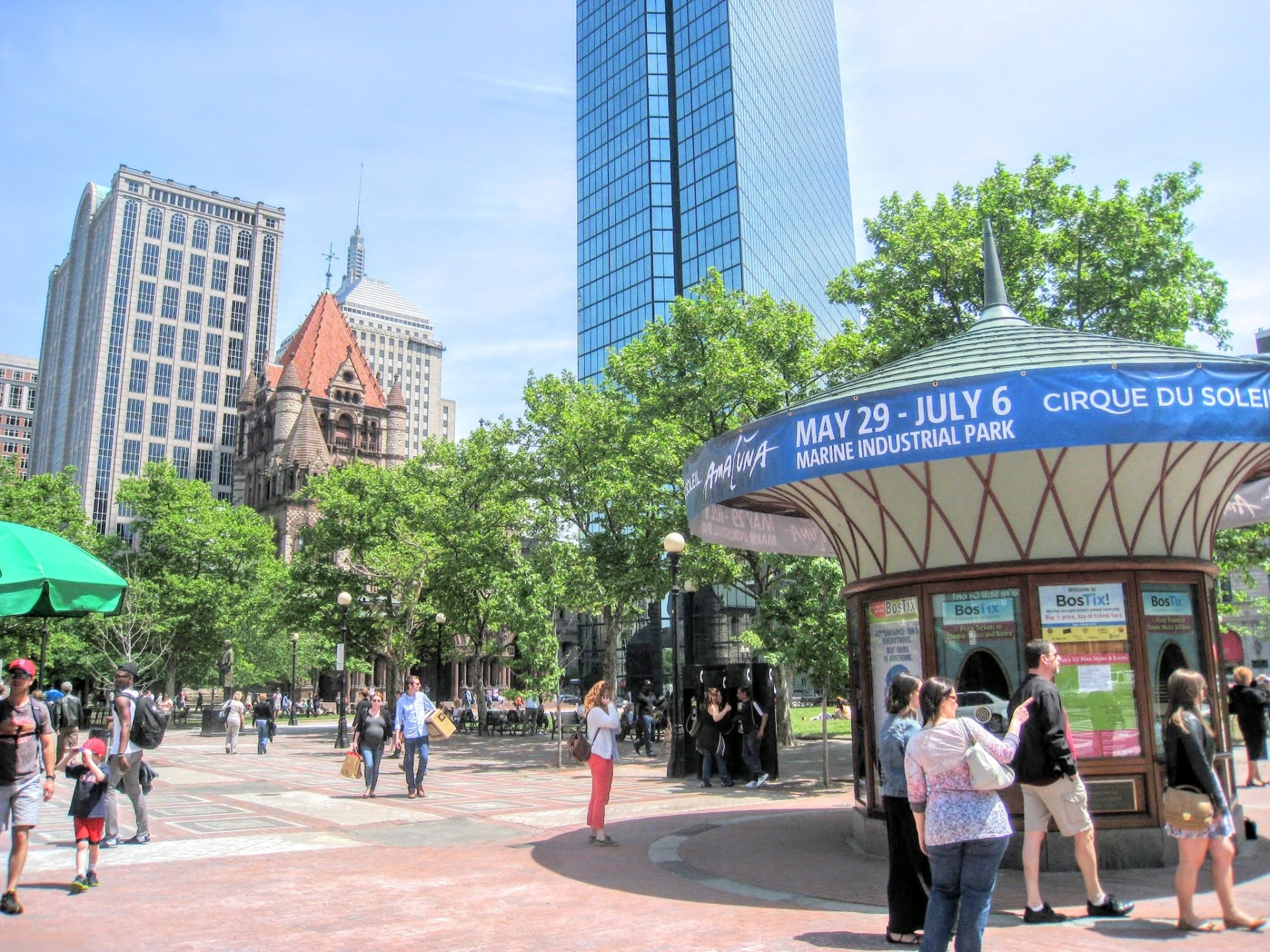 ボストン風景3
