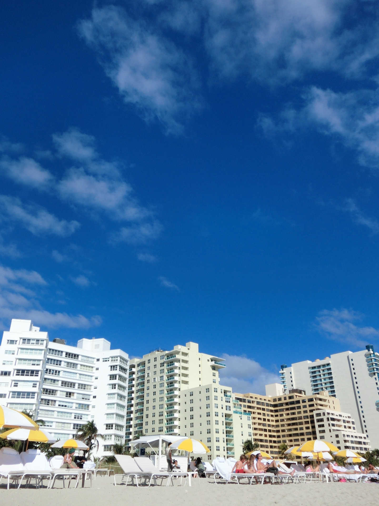 マイアミ風景